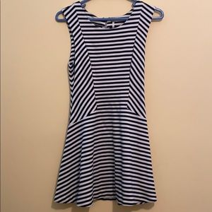 Free People Dress with Stripes